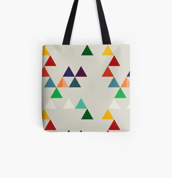 Bunting All Over Print Tote Bag