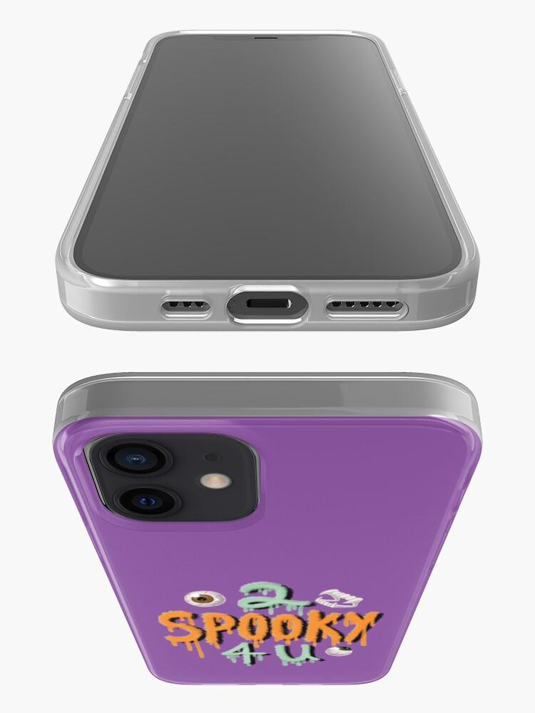 Alternate view of 2 Spooky 4 U iPhone Case & Cover