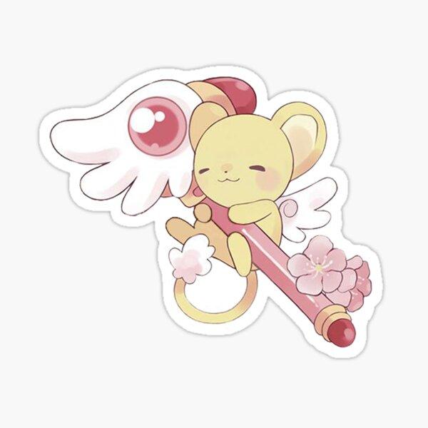 Cardcaptor Sakura Kero and DreamStaff Sticker