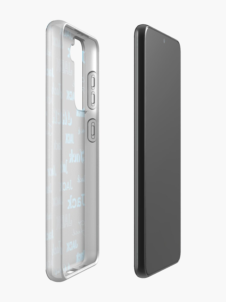 Alternate view of Name It - Jack  Case & Skin for Samsung Galaxy