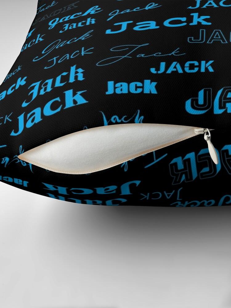 Alternate view of Name It - Jack  Floor Pillow