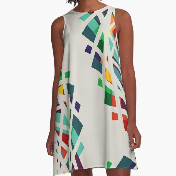 Carnation A-Line Dress