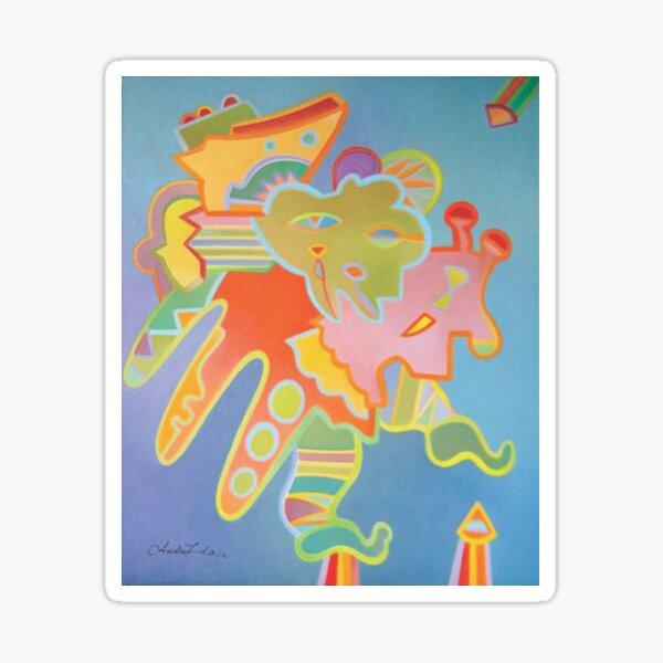 Rumpelstiltskin Sticker