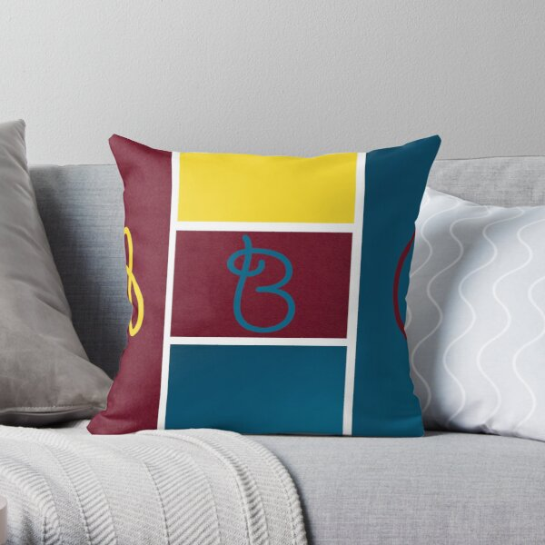Cool Colors 2022 Throw Pillow