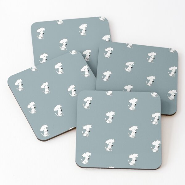 Archie the Bold Coasters (Set of 4)
