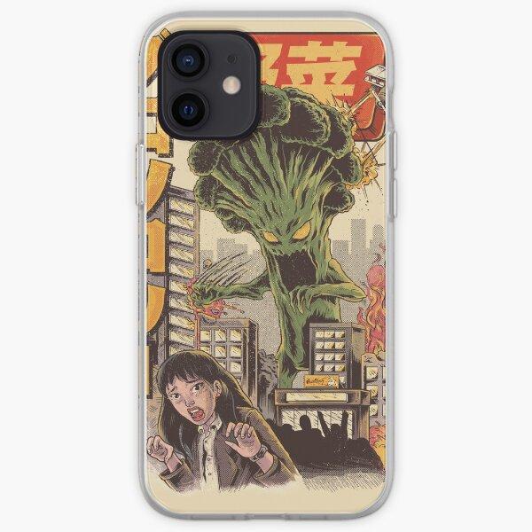 THE BROCCOZILLA iPhone Soft Case