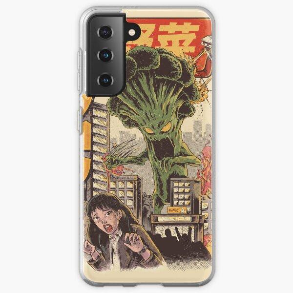 THE BROCCOZILLA Samsung Galaxy Soft Case