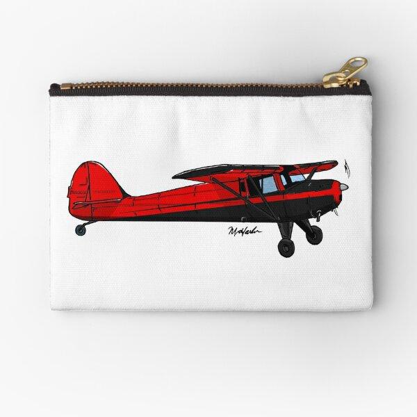 Taylorcraft N9003L Zipper Pouch