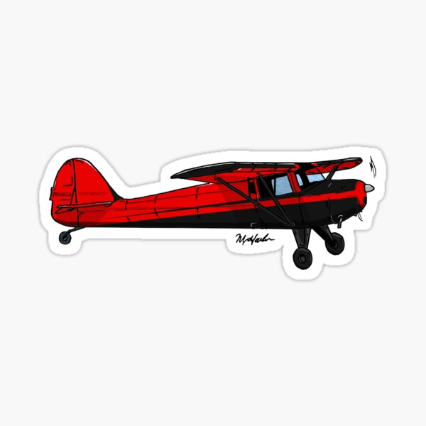 Taylorcraft N9003L Sticker