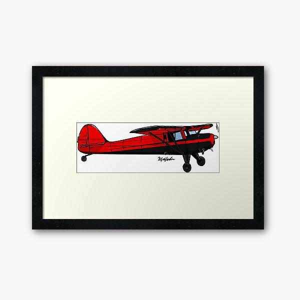 Taylorcraft N9003L Framed Art Print