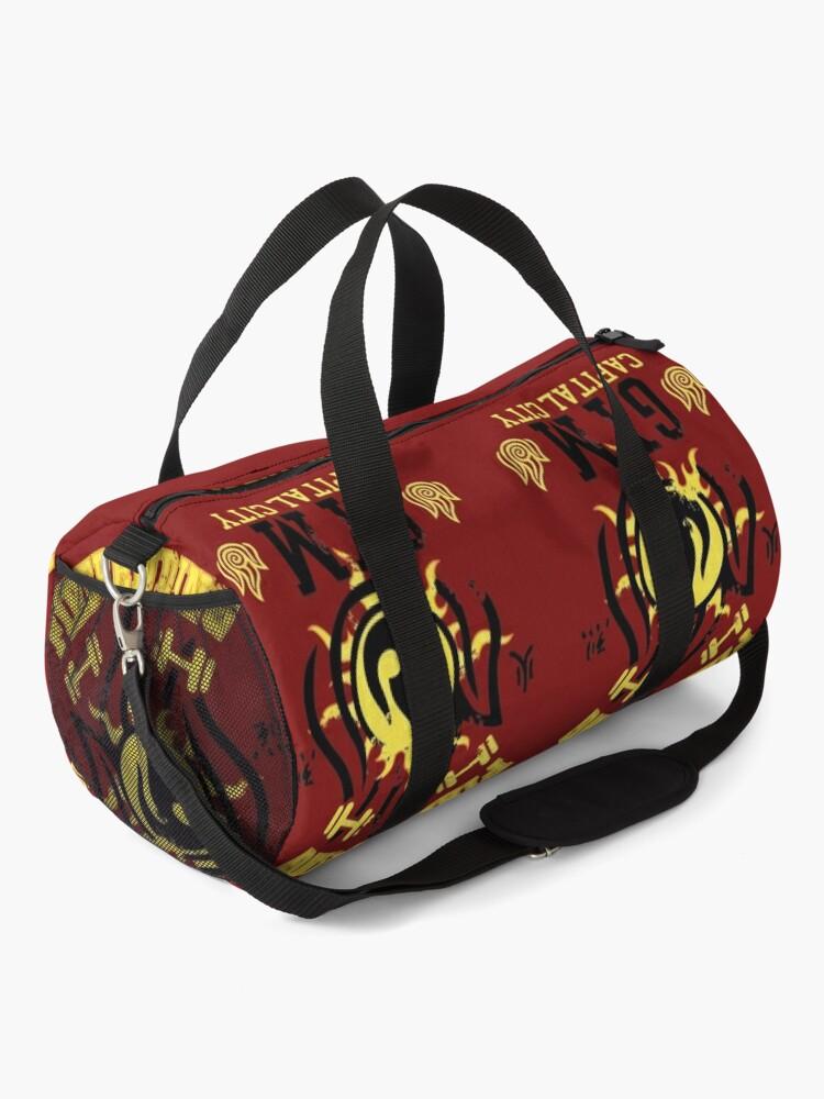 Alternate view of Firebending Gym Duffle Bag