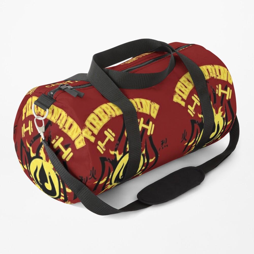 Firebending Gym Duffle Bag