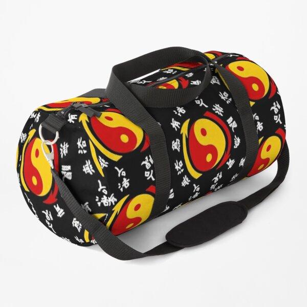 Jeet kune do, yin & yang Duffle Bag