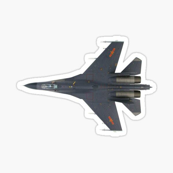 J-11 fighter  Sticker