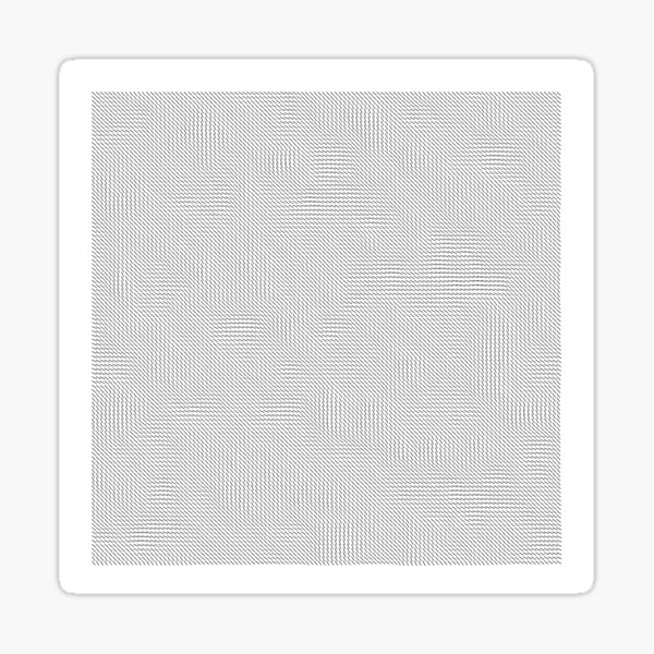 Bruit Perlin 001 Sticker
