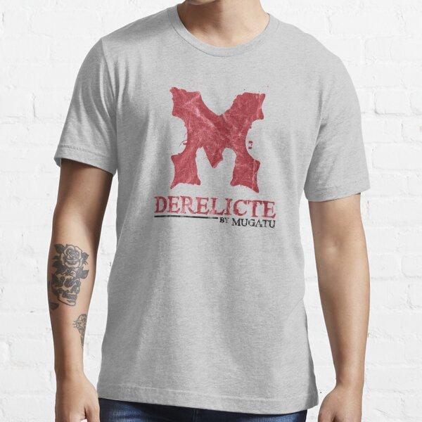 Derelicte by Mugatu Logo inspired by Zoolander Essential T-Shirt