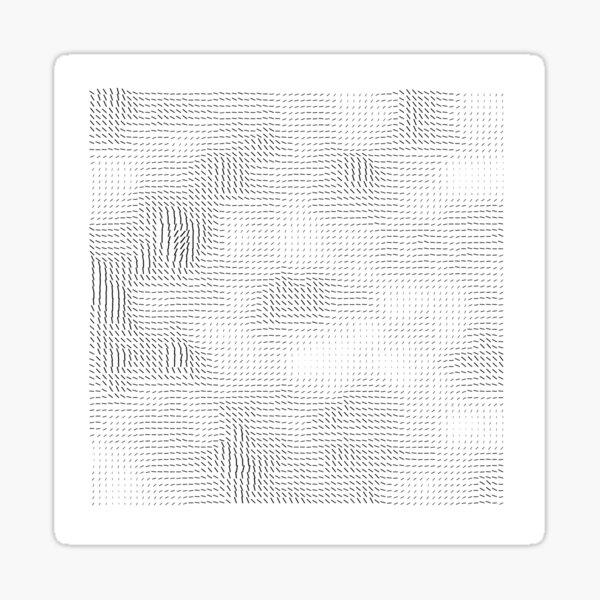 Bruit Perlin 003 Sticker