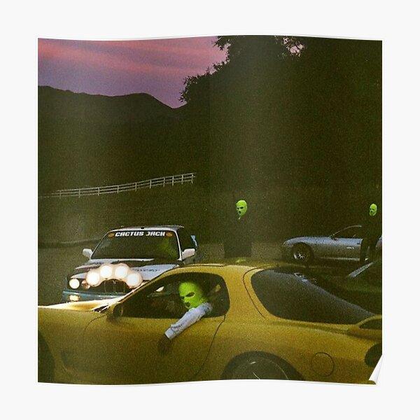 Jackboys Album Cover Poster