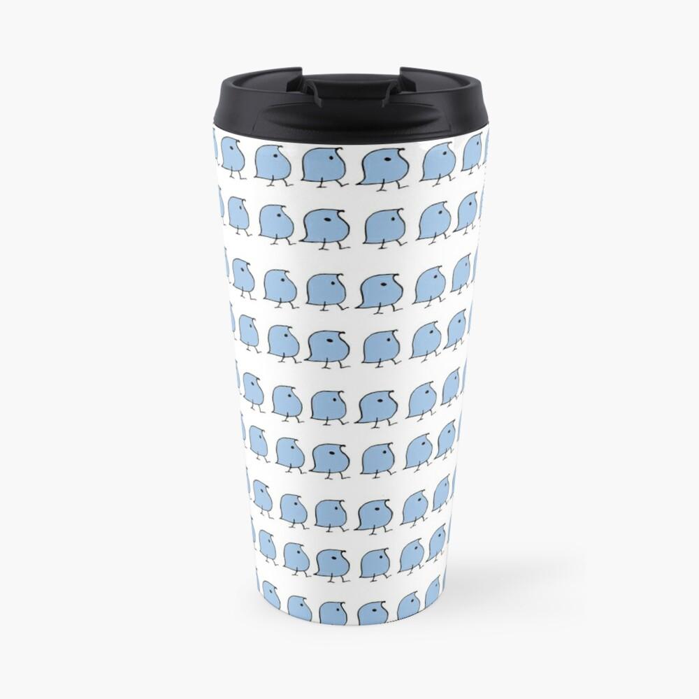 Many Wugs Travel Mug
