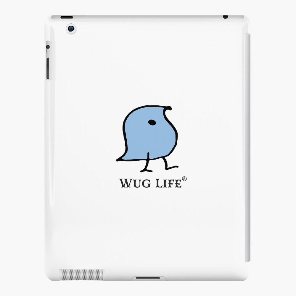 Wug Life iPad Case & Skin