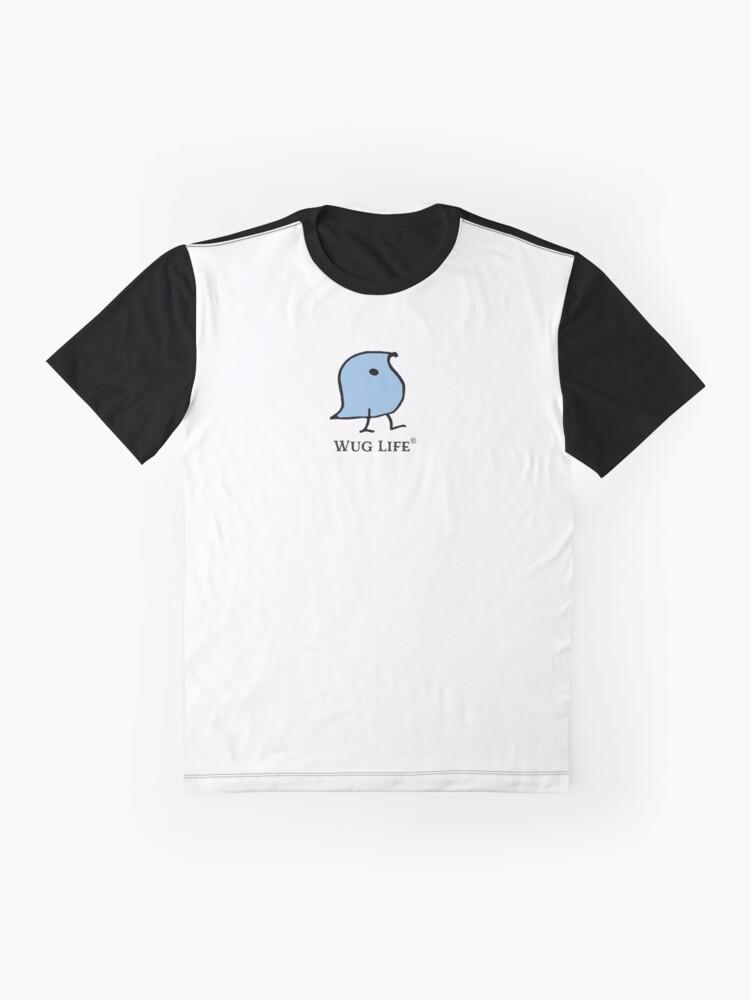 Alternate view of Wug Life Graphic T-Shirt