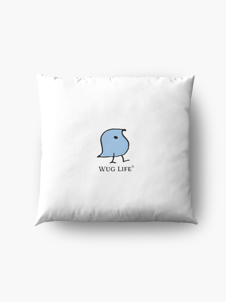 Alternate view of Wug Life Floor Pillow