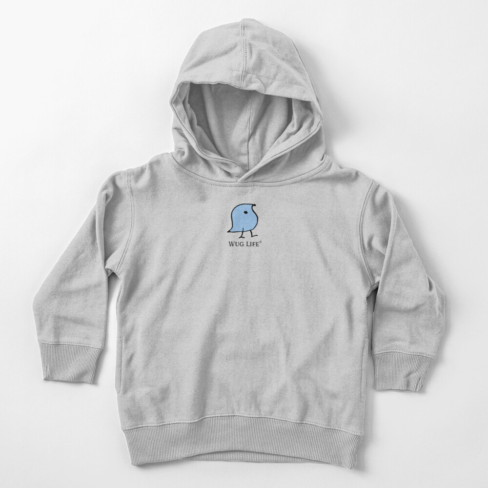 Wug Life Toddler Pullover Hoodie