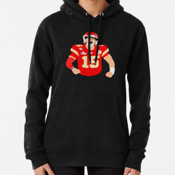 patrick mahomes chiefs Pullover Hoodie