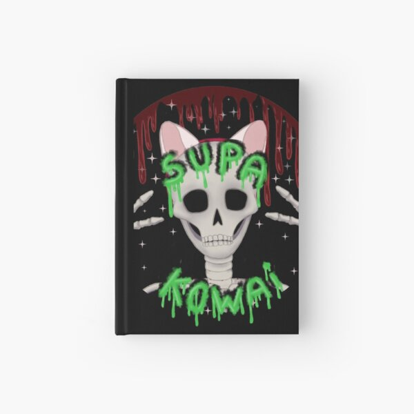 Supa Kowai Hardcover Journal