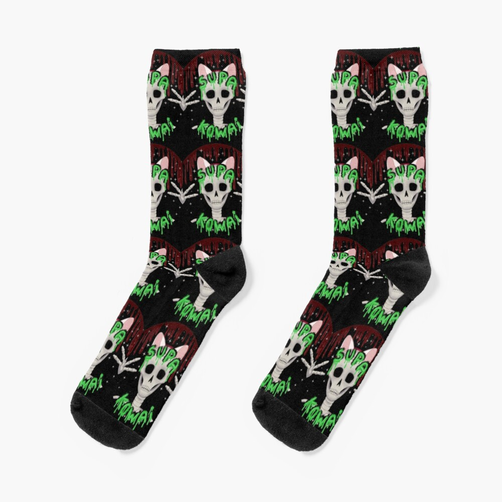 Supa Kowai Socks