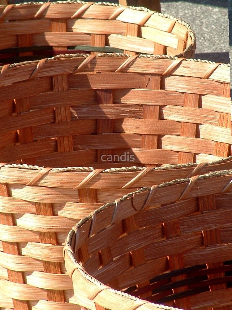 amish baskets by candis
