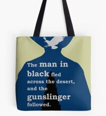 Dark Tower - Gunslinger Tote Bag