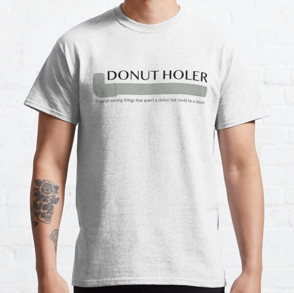 Donut Holer T-shirt classique
