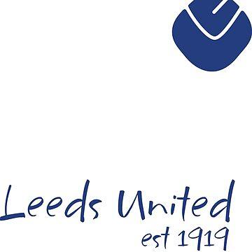 Leeds United - est 1919 by Jayrosenthall