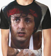 Rocky Balboa - Sylvester Stallone Graphic T-Shirt