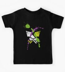 Splatoon - Turf Wars 2 Kids Tee