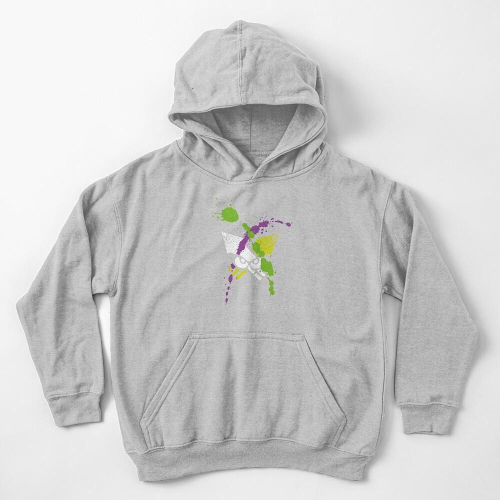 Splatoon - Turf Wars 2 Kids Pullover Hoodie