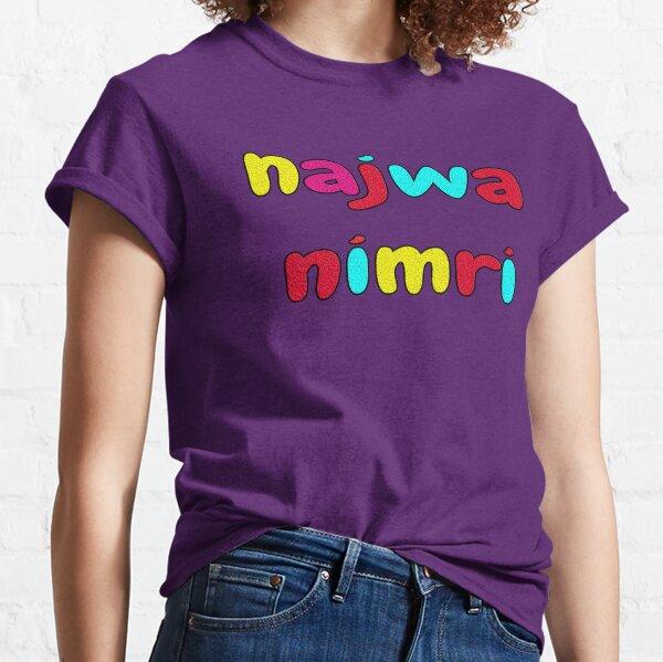 Najwa Nimri Camiseta clásica