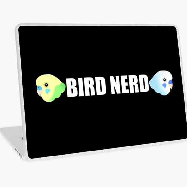 Bird Nerd Laptop Skin