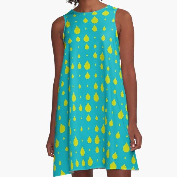 Wash Away A-Line Dress