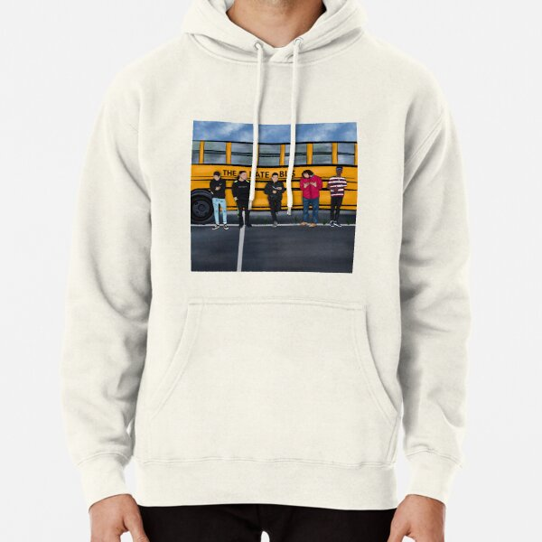 The Late Bus  Pullover Hoodie