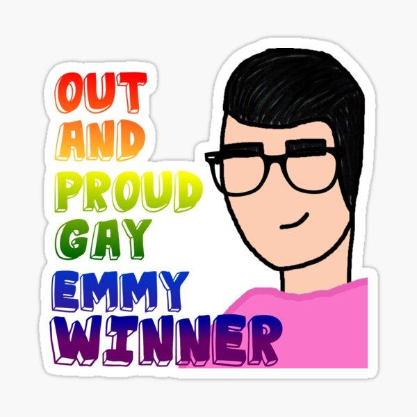 Dan Levy - Pride WINNER Sticker