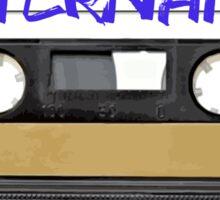 Alternative music Sticker