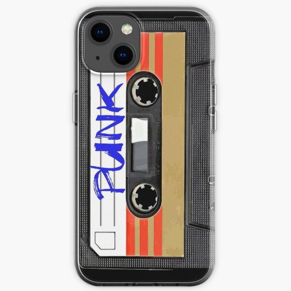 Punk Music Tape iPhone Soft Case