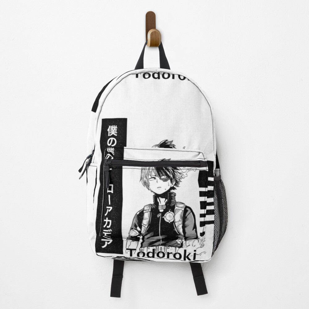 Shoto Todoroki Backpack