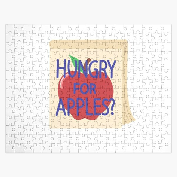 Hungry for Apples? Jigsaw Puzzle