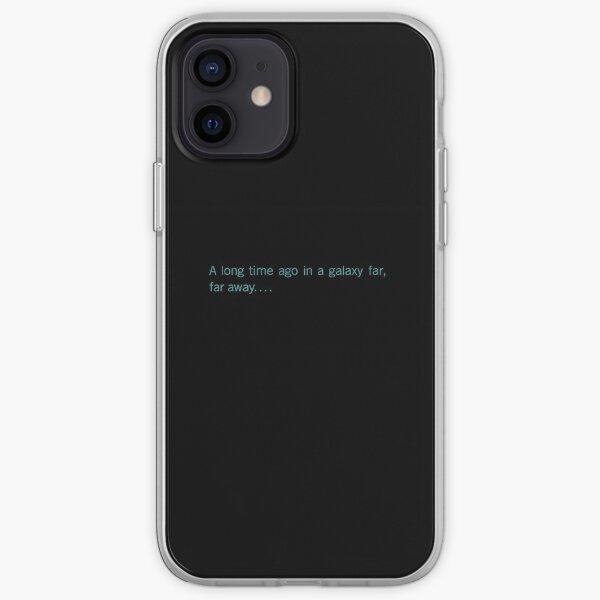 Galaxy Far Away iPhone Soft Case