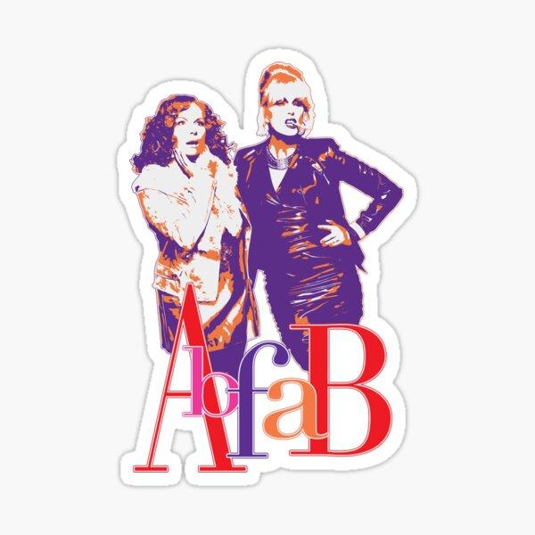 AbFab Sticker
