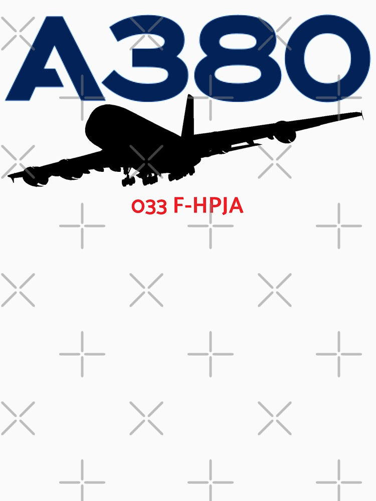 Airbus A380 033 F-HPJA (Black)  by AvGeekCentral