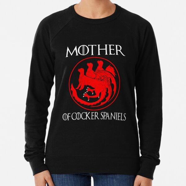 Mother of Cocker Spaniels - Christmas 2020 Lightweight Sweatshirt